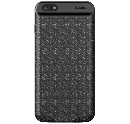 Беспроводной чехол-зарядка Baseus для iPhone 6/6s черны...